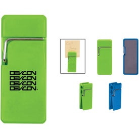 Customized Clothespin Magnetic Memo Clip