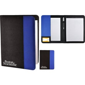 Printed Color Edge Executive Folio
