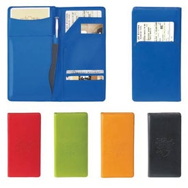Colorplay Leather Travel Organizer