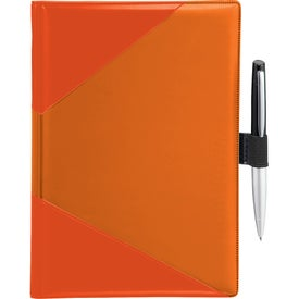 Promotional Color Step Jr Padfolio