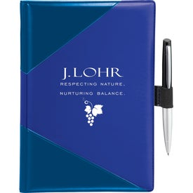 Color Step Jr Padfolio for Your Company