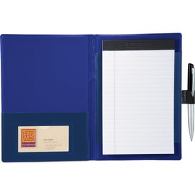 Company Color Step Jr Padfolio