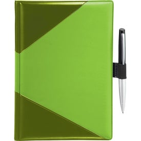 Personalized Color Step Jr Padfolio