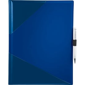 Color Step Padfolio for Marketing