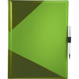 Color Step Padfolio for your School