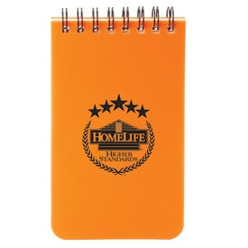 Colorplay Memo Book with Your Slogan