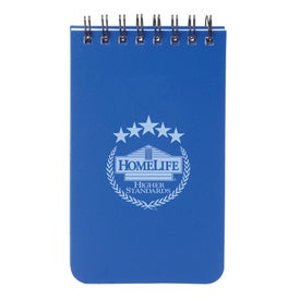 Colorplay Memo Book Branded with Your Logo