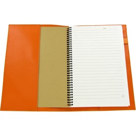 Printed Colorplay Leather Journals