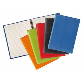 "Colorplay Leather Journals (6 1/2"" x 9 1/2"")"