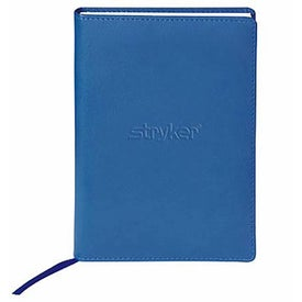 Promotional Colorplay or Chocolate Leather Journal