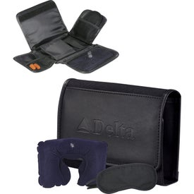 Four Piece Comfort Travel Set for Customization