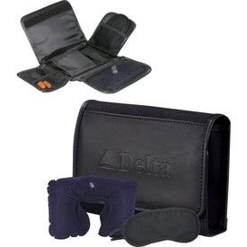 Four Piece Comfort Travel Set for Customization