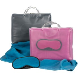 Comfort Travel Set Imprinted with Your Logo