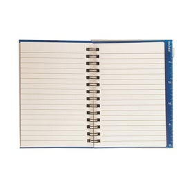 Compact Eco Journal with Pen and Recycled Paper for Your Company