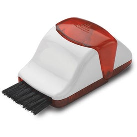 Logo Computer Duster Note Holder