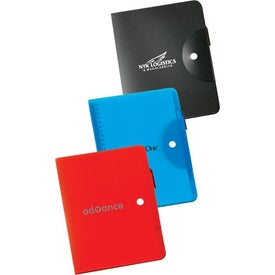 Conference Journal Book Branded with Your Logo