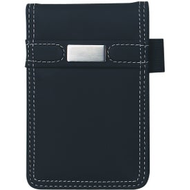 Contemporary Flip Open Jotter with Your Logo