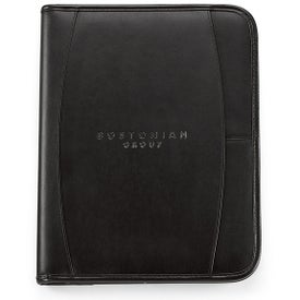 Contemporary Leather Writing Pad for Your Church
