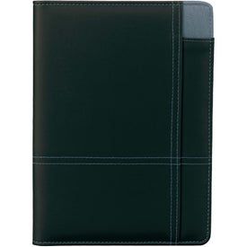 Printed Contrast Junior Padfolio