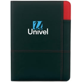 Personalized Contrast Padfolio