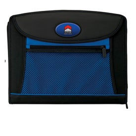 Corbulo Zippered 3 Ring Binder for Your Company