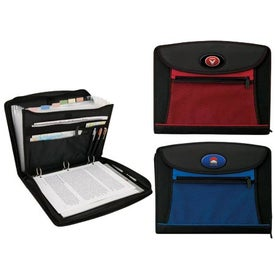 Corbulo Zippered 3 Ring Binder