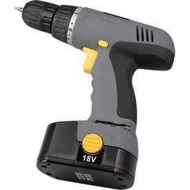 Cordless Drill Tool Set for Marketing