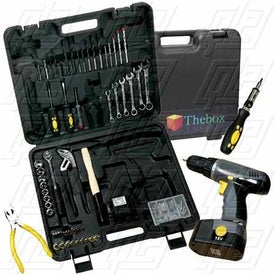 Cordless Drill Tool Set