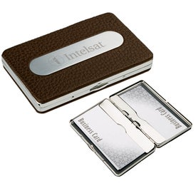 Couro Business Card Case