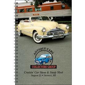 Advertising Custom Four-Color Journal
