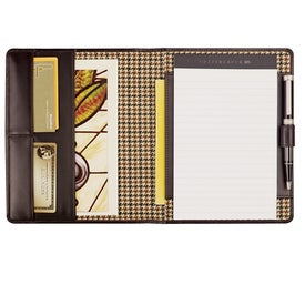 Personalized Cutter and Buck American Classic Jr. Writing Pad