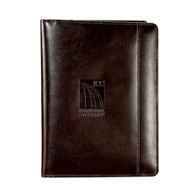 Cutter and Buck American Classic Jr. Writing Pad Branded with Your Logo