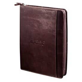Logo Cutter and Buck American Classic Zip Padfolio