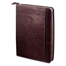 Cutter and Buck American Classic Zip Padfolio