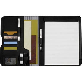Company Cutter and Buck Performance Series Writing Pad