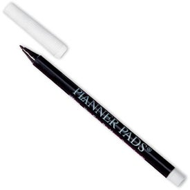 Promotional Damp Wipe Marker with Fine Tip