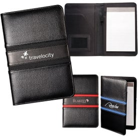Daytona Junior Padfolio Printed with Your Logo