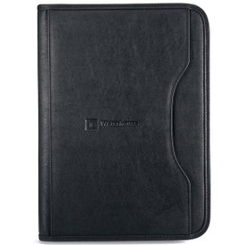 Deluxe Executive Padfolio Imprinted with Your Logo