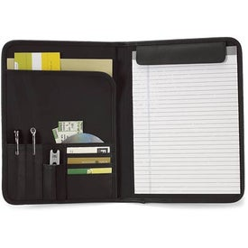 Logo Deluxe Executive Writing Pad