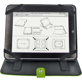 Printed Deluxe Tablet Stand
