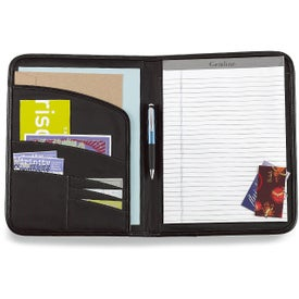 Monogrammed Deluxe Writing Pad