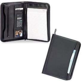 Deluxe Zippered Portfolio