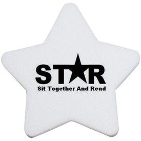 Logo Die Cut Eraser