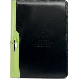 Dimensions Writing Pads Imprinted with Your Logo