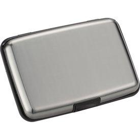 Customized Discovery Aluminum Card Case