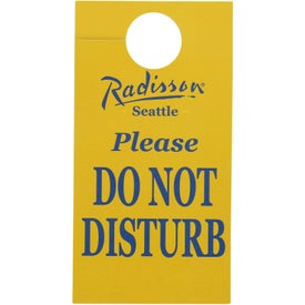 Door Hanger (Digitally Printed)