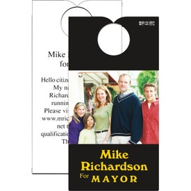 Door Hanger (No Quick Ship)