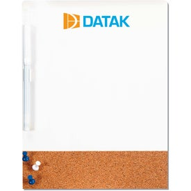 Dry-Erase Cork Combo Board for Your Church