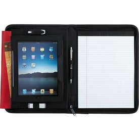 Durahyde Tech Padfolio Printed with Your Logo