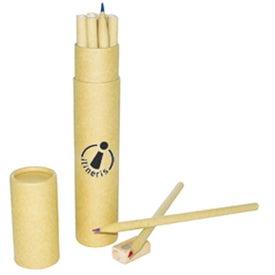 Earthsafe Color Pencil Set for Promotion